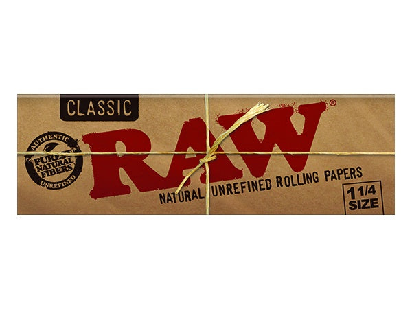 RAW Classic 1-1/4'' Papers