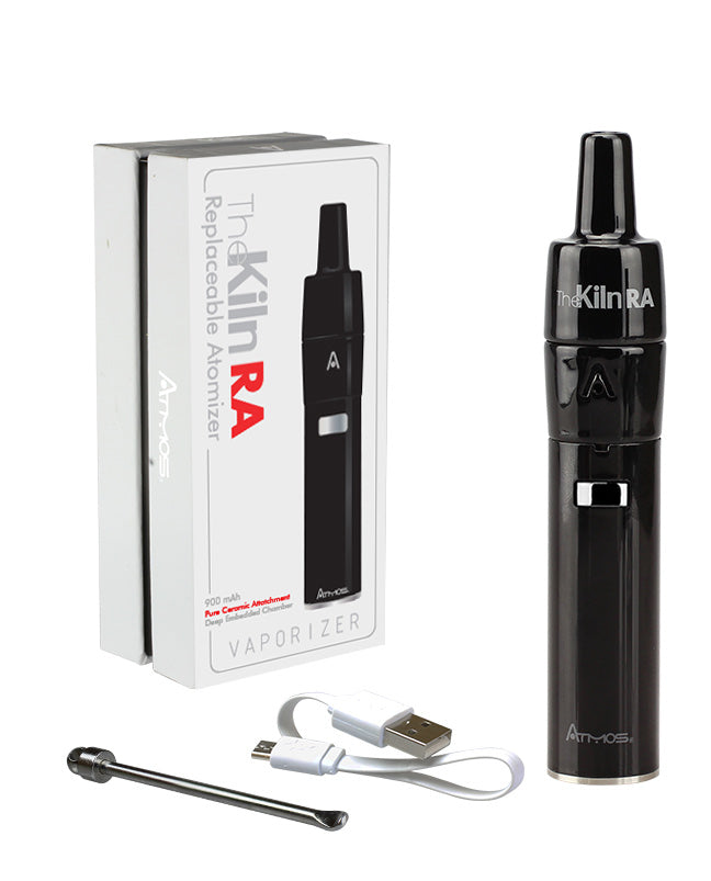 The Kiln Vaporizer Kit - Black