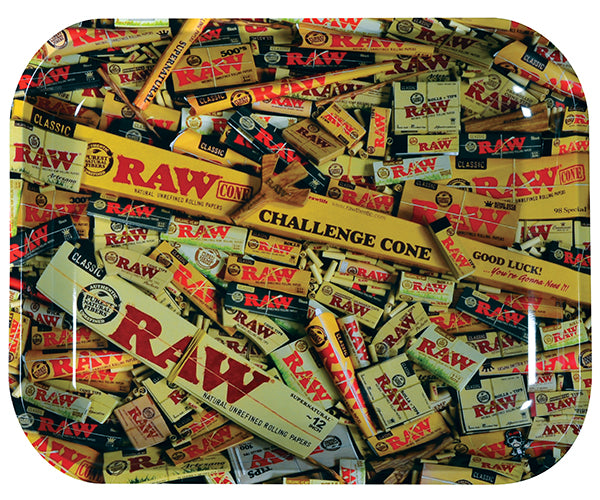 Raw Tray - Mixed Items - Large
