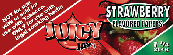 Juicy Jays - Strawberry 1-1/4