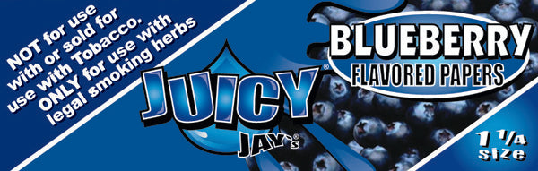 Juicy Jays - Blueberry 1-1/4