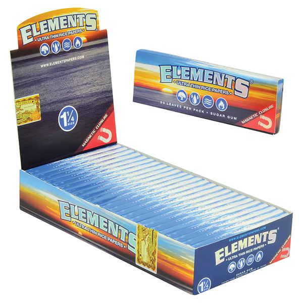 Elements Papers 1-1/4