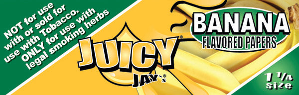 Juicy Jays - Banana 1-1/4
