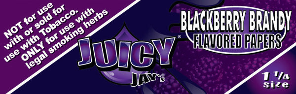 Juicy Jays - Blackberry Brandy 1-1/4