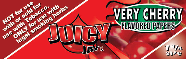 Juicy Jays - Very Cherry 1-1/4