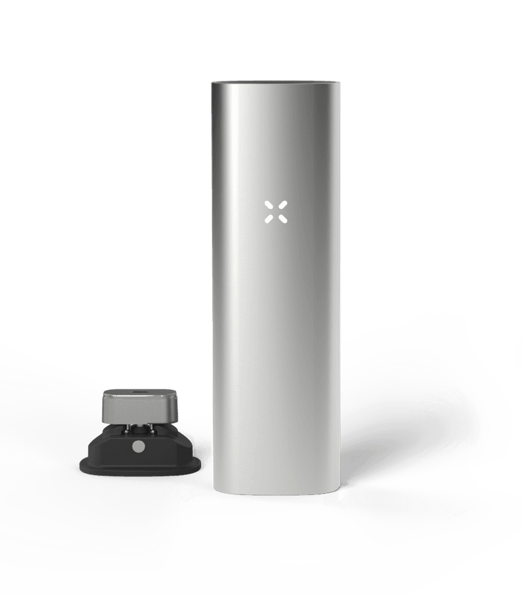 Pax 3 - Complete Kit - Matte Silver