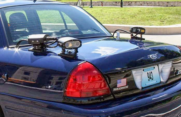 License Plate Scanning Technology - Good for Society or Invasion of Privacy?