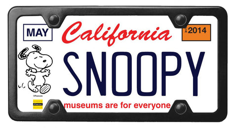 California - California Specialty License Plates with StreamlineJK Lic
