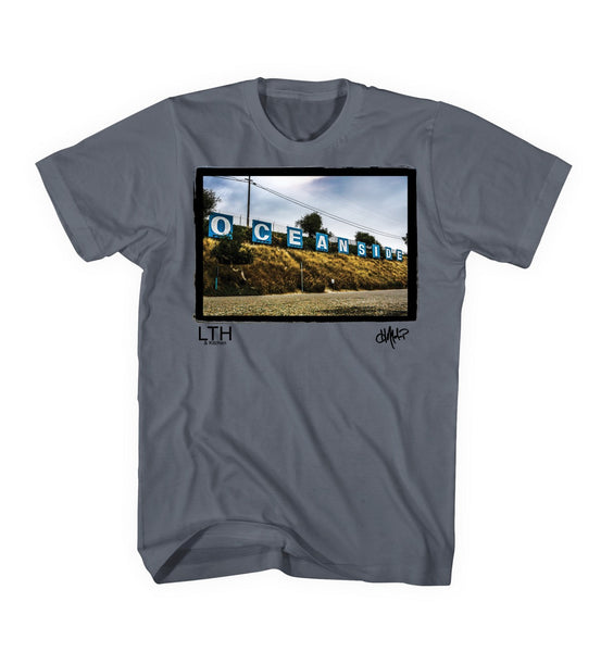 Hans Molenkamp Photo Shirt Oceanside