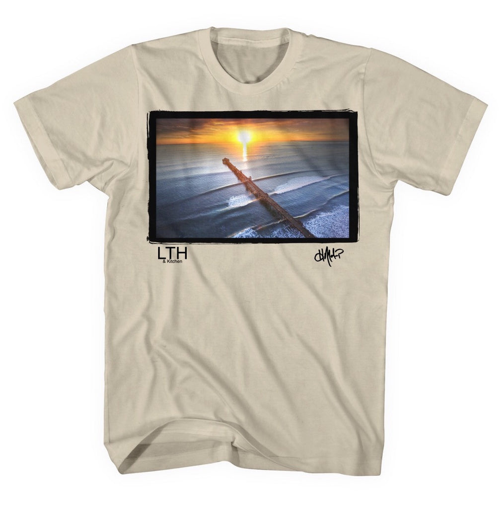 Hans Molenkamp Photo Shirt Oceanside Pier