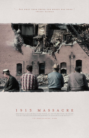 1913 Massacre DVD