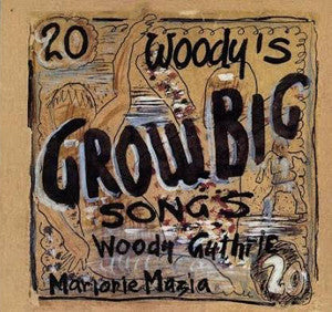 20 Grow Big Songs CD - The Guthrie Family