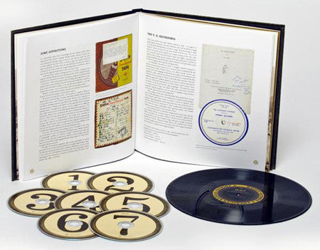 Woody Guthrie American Radical Patriot 7-CD Box Set + Vinyl