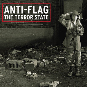 "The Terror State ~ Anti-Flag / Includes: ""Postwar Breakout"""