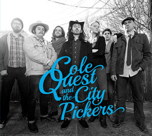 "Cole Quest and the City Pickers / Includes: ""My Name Is New York"""