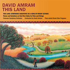 This Land CD - David Amram
