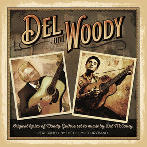 Del and Woody CD