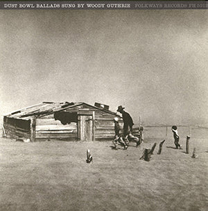Dust Bowl Ballads CD