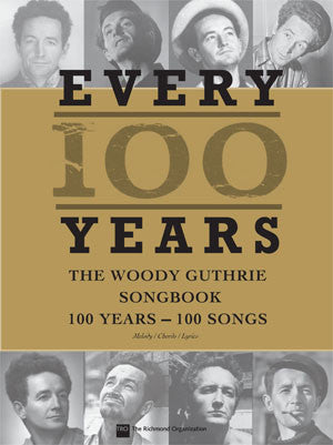Every 100 Years Centennial Songbook