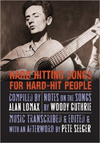 Hard Hitting Songs For Hard-Hit People - Songbook