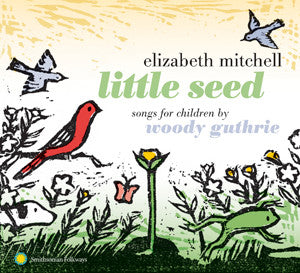 Little Seed CD - Elizabeth Mitchell