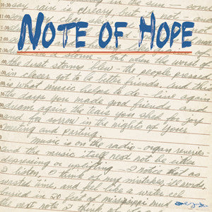 Note of Hope CD