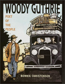 Woody Guthrie: Poet of the People (Book)