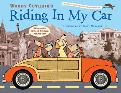 Riding In My Car (Book)