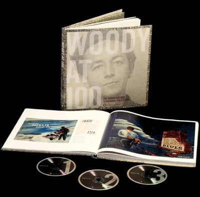 Woody At 100: The Woody Guthrie Centennial Collection 3-CD Box Set