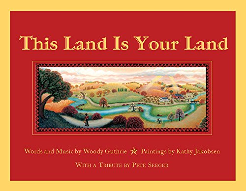 This Land Is Your Land - 10th Anniversary Edition, 2008 (Book)