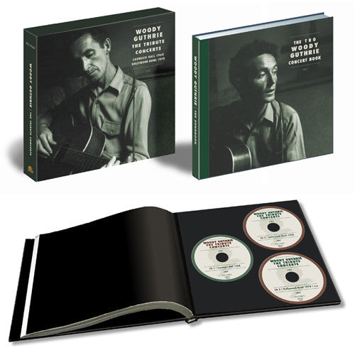 Woody Guthrie: The Tribute Concerts ~ PRE-ORDER