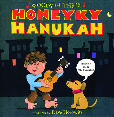 Honeyky Hanukah (Book)