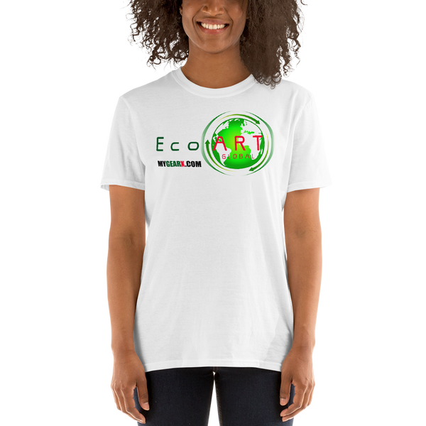 EcoART Global Unisex Tee for Earth Day by GearX