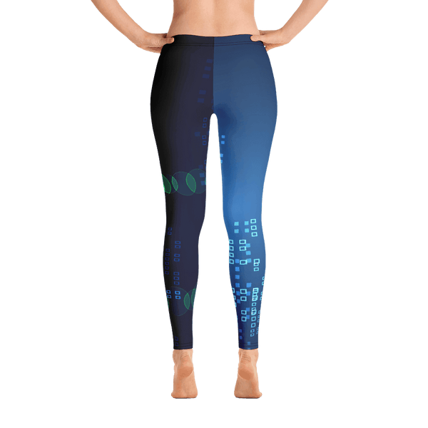 Blu DNA Leggings by GearX