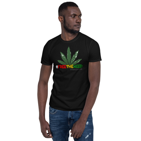 Free The Weed Unisex Tee