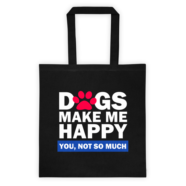 Dogs Happy Tote by GearX