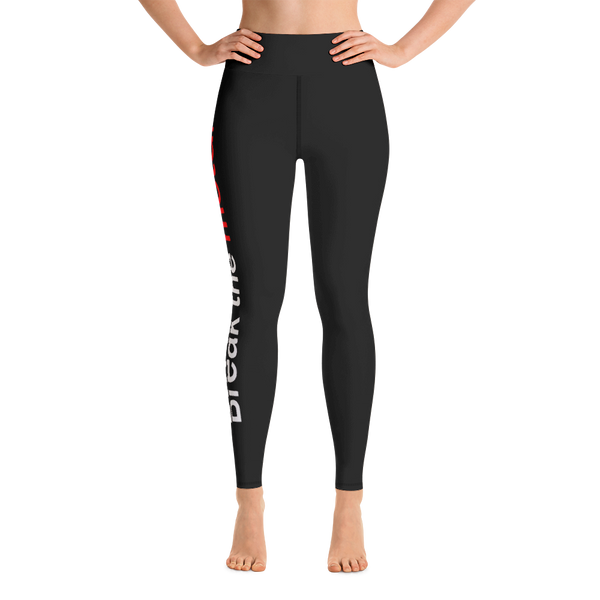 Break The Mold Yoga Leggings