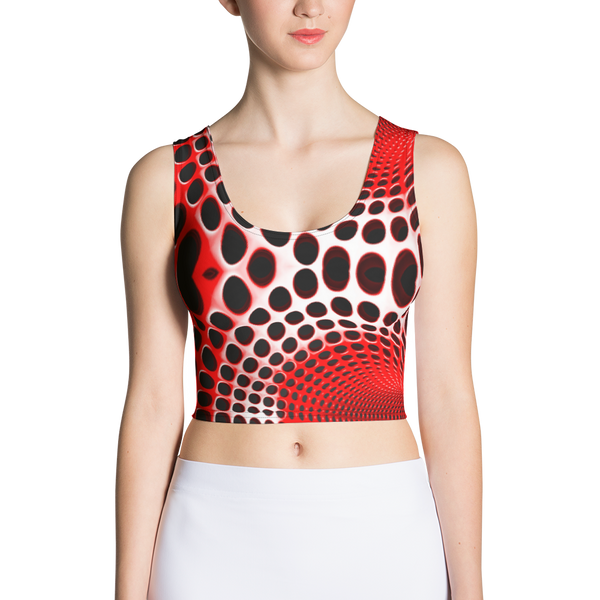 Nfinity Fitted Crop by GearX