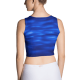 AzurBlu Fitted Crop by GearX