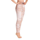Chill Pink Yoga Leggings by GearX