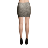 LBD Elefant Mini Skirt by GearX