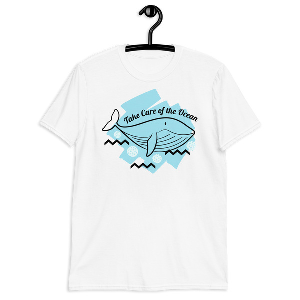 Ocean Short-Sleeve Unisex T-Shirt