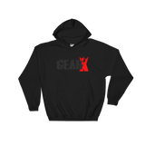 Plus Size Brand Hoodie by GearX