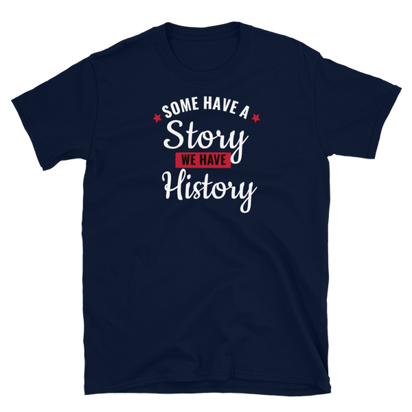 History Short-Sleeve Unisex T-Shirt