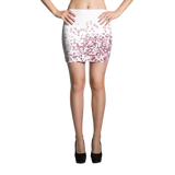 LBD Dust in the Wind Mini Skirt by GearX