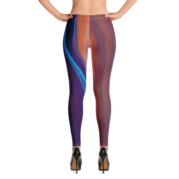 Finga Paint Leggings by GearX