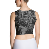 Circuit Board Fitted Crop by GearX
