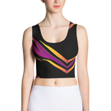 Lazer Fitted Crop by GearX
