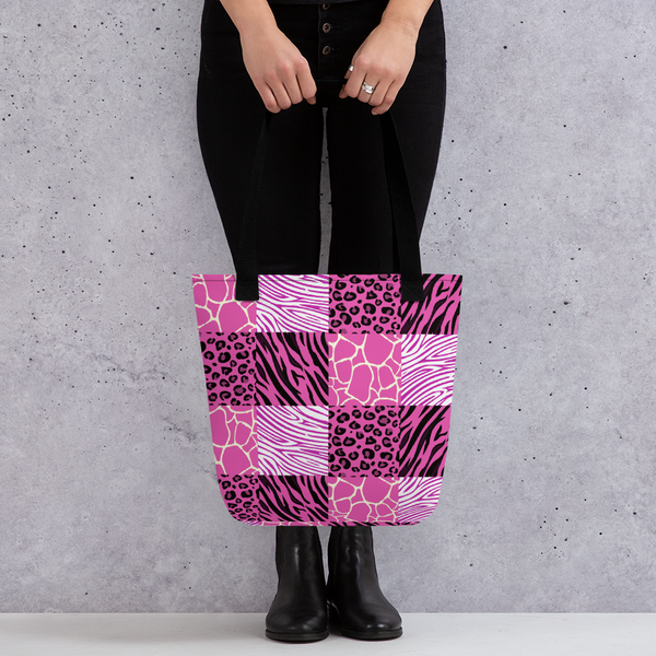 Pink Afriq Tote by GearX