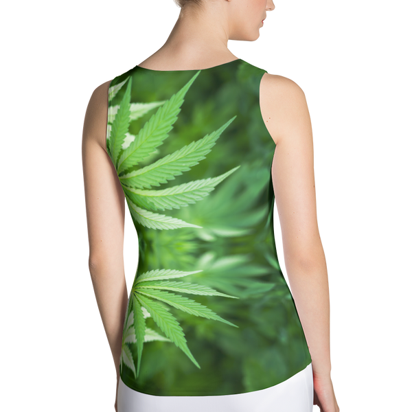 MaryJane Fitted Tank by GearX